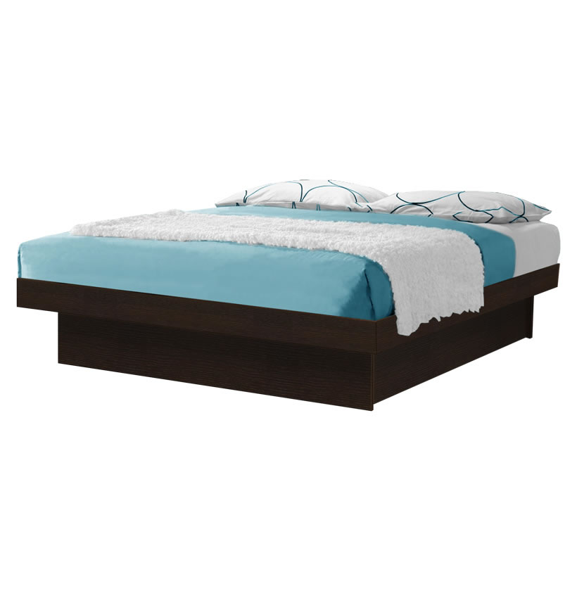 California King Platform Bed Contempo Space