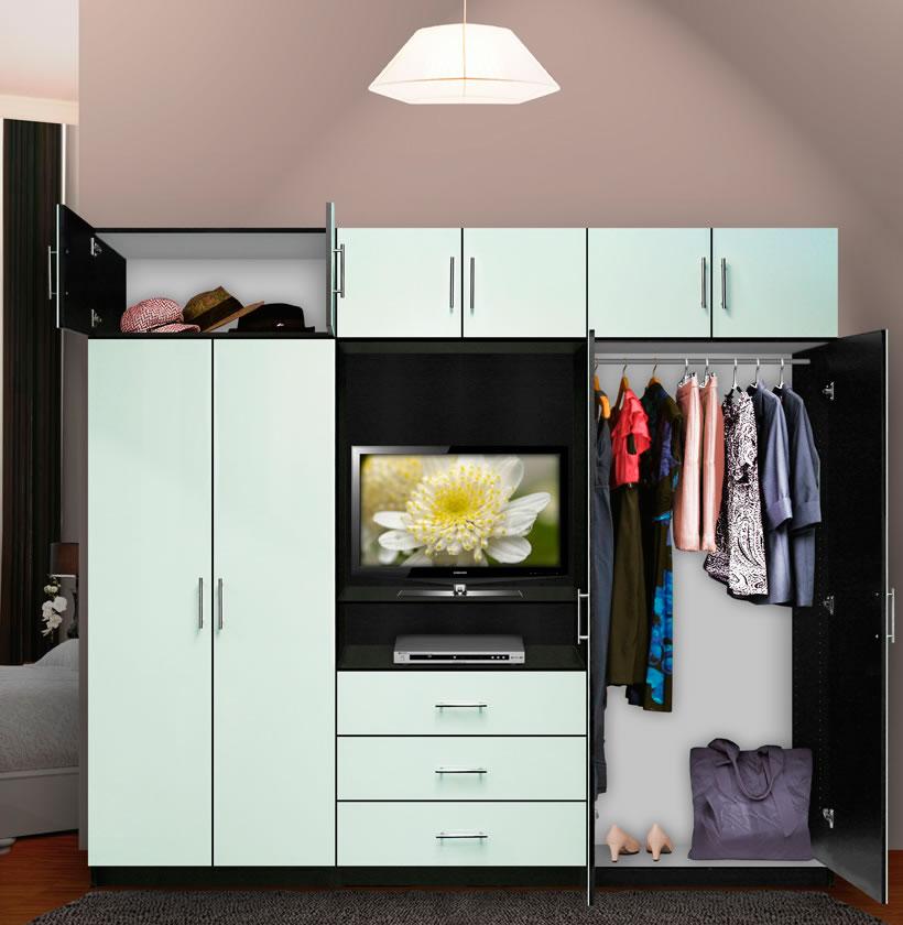 Aventa Bedroom Wall Unit X Tall Tv Wall Unit W Extra