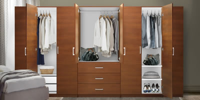 Wardrobe and Closets