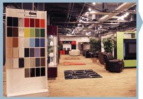 Furniture Showroom Interior